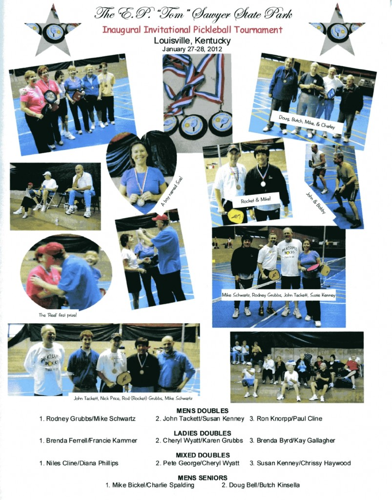 Louisville Pickleball Tournament