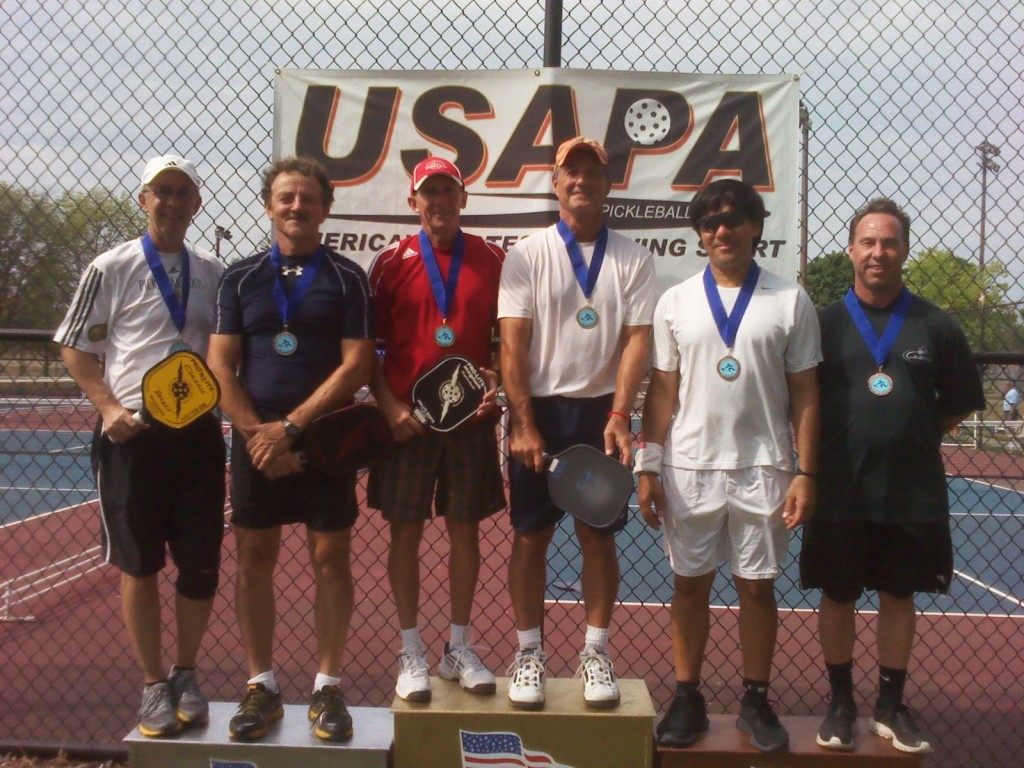 Pickleball club comes up big at middletown tournament pickleball