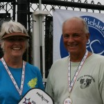 Donn and Mary Anne Lindsay Gold Medal Winners