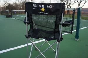 Pickleball Rocks Since 1965 Court Chair