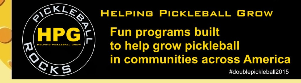 Helping Picikleball Grow