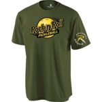 Rock N Roll Pickleball Shirt